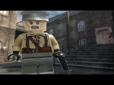 Lego: Black Ops Zombies: Kino Der Toten