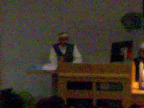 Asad Ali - Hasbi Rabbi - Sheffield Hallam University