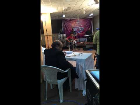 Universal star talent hunt  in gujarat singing and guitar audition