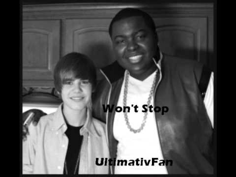Sean Kingston Feat. Justin Bieber Won't Stop video