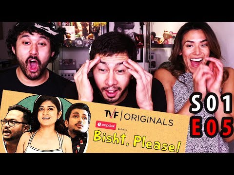 TVF BISHT PLEASE | EPISODE 5 | Reaction W/ Greg & Megan Le!