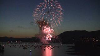 Celebration of Light 2009 Canada Part 1 of 3 HD
