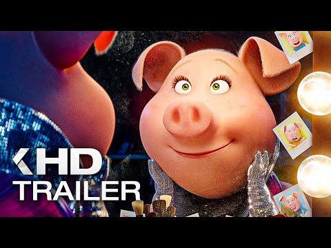 SING 2 Trailer German Deutsch (2021)
