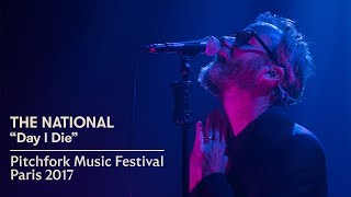 The National Day I Die Pitchfork Music Festival Paris 2017