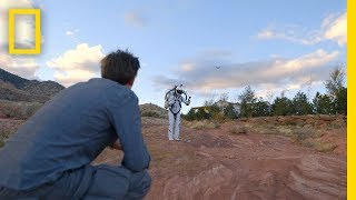 Taking a Jet Pack Flight | Explorer