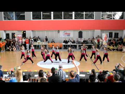 AQUA - FIRECRACKERS / Hip Hop Formation Kids 2014