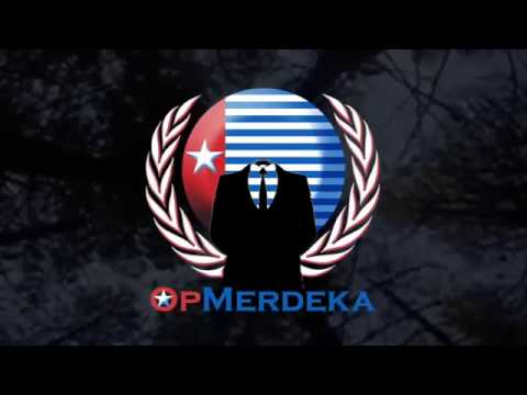 Anonymous Message To Indonesian Government About West Papua Genocide video