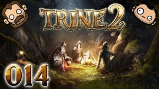 Let's Play Together Trine 2 #014 - Die vermaledeite Tür [720p] [deutsch]