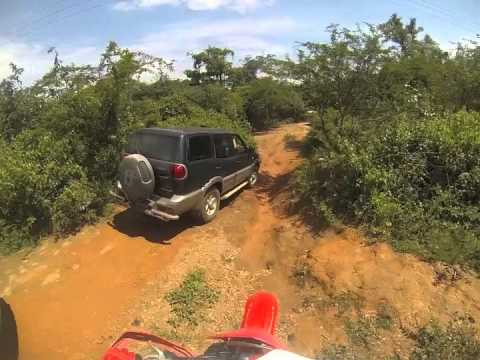 ABUJA OFF ROAD- BUSH TRIP IN USMAN DAM 06/10/13 1st part
