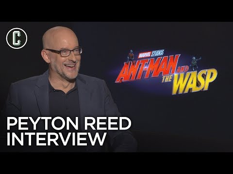 Peyton Reed On Ant-Man And The Wasp, Deleted Scenes, And The Frazier Lens