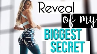 Reveal Of My Biggest Secret | Gymshark X NikkiB Sneak Peek