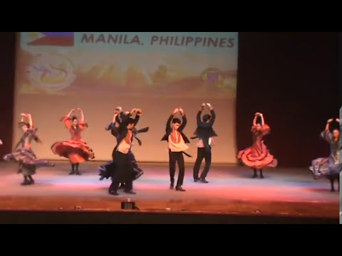 Dance Xchange 4 : Bayanihan: The Philippine National Folk Dance Company