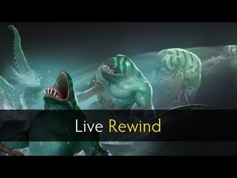 Dota 2 - Live Rewind