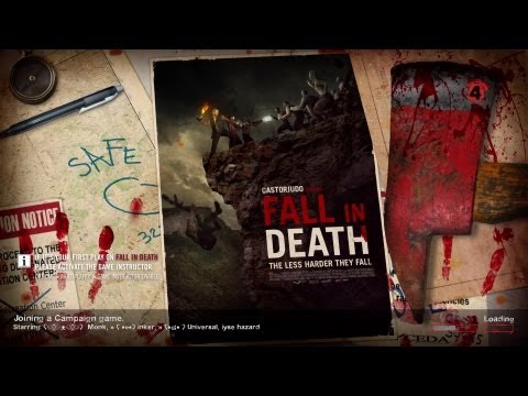 Left 4 Dead 2: Fall In Death