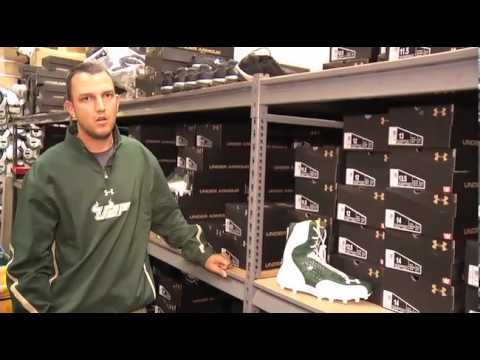 USF Football Equipment Room Tour