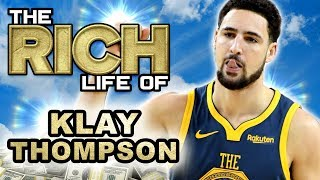 Klay Thompson | The Rich Life | Cars, Mansion, Net Worth, Forbes 2019