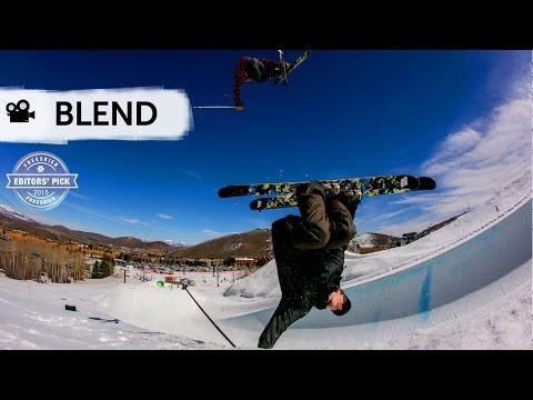 2015 Line Blend Ski - THE ENTIRE MOUNTAIN IS YOUR TERRAIN PARK