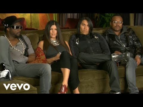 The Black Eyed Peas - Missing You (Behind The Scenes Clip 2)