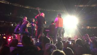 "Zac Brown Band ""Let It Be"" @ Nats Park 8/15/15"