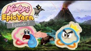 Kirby's Epic Yarn Ep 7: Jurassic Loans
