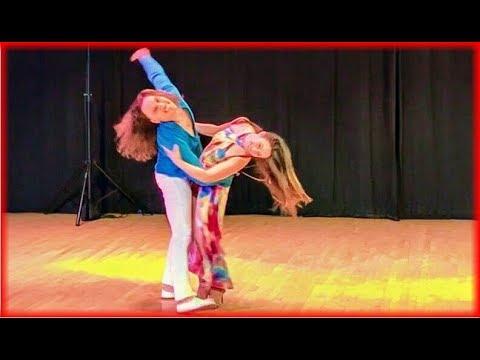 R'yel ZenZouk & Jessica Lamdon - LambaZouk Dance Performance - ZoukMe SF 2017