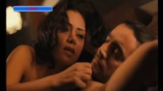 مشهد ساخن أحضان و بوس السرير بين هاني سلامة و رانيا يوسف
