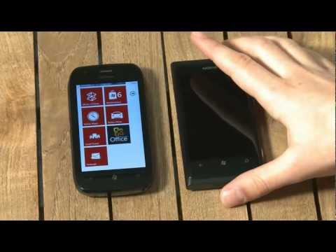 Nokia Lumia 710 Windows Phone 7.5 Mango Review