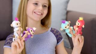 Fingerlings: How To Play With Your Baby Monkeys!