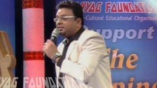 Roshan Saral - Sindhi Songs at 'Sahyog Sahyadri Sindhu Awards-2016'