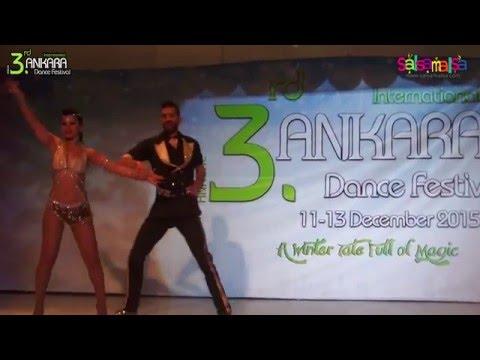Panagiotis & Myrto Dance Performance | AIDC-2015
