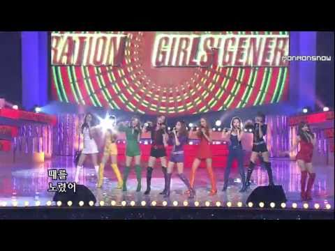 [live] Snsd- Hoot (concert May 11, 2011) Korea video