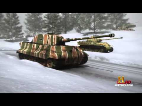 Patton 360 Episode 9 (Battle of the Bulge) Part 1/3 *** HISTORY HD ***