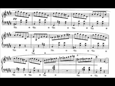 Шопен Фредерик - Мазурка (до-диез минор), op.50 №3