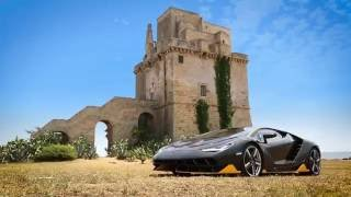 Lamborghini Centenario Dynamic Launch