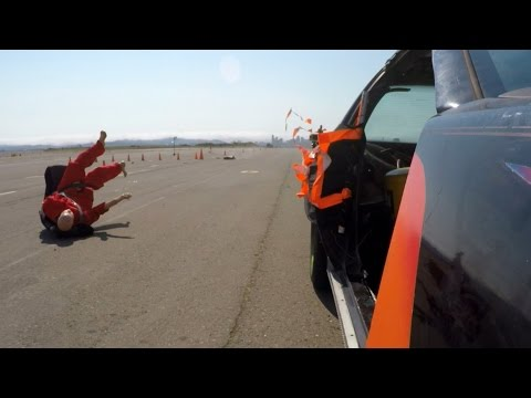 The Candidates Build a Horizontal Ejector Seat | MythBusters: The Search