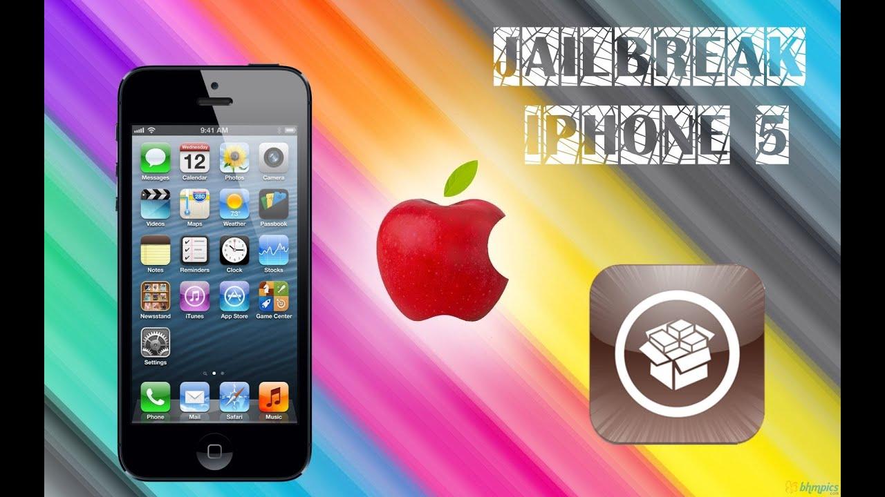 Джейлбрейк айфон 5 как сделать