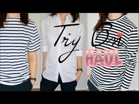 服飾購物分享 Try On Haul|HiBarbie
