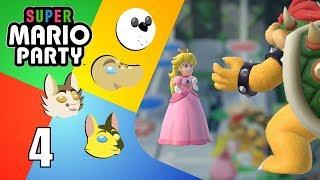 Super Mario Party Ep.04 - Whomp's Domino Ruins 4