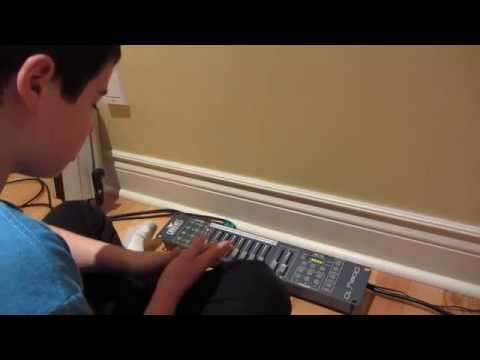 The Basics of the Chauvet Obey 10 DMX Controller | Simillion
