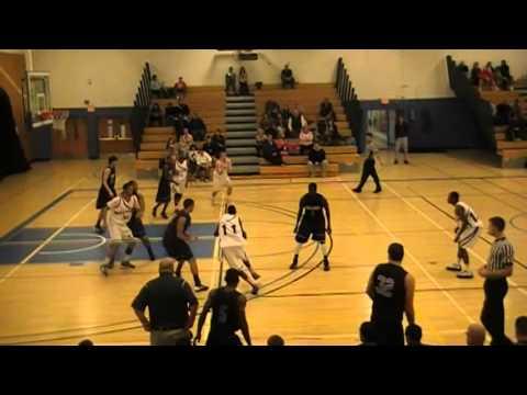 Orange County Community College vs Ulster Community College Men's Basketball 11/19/2013