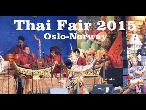 Thai Fair 2015 Oslo Norway