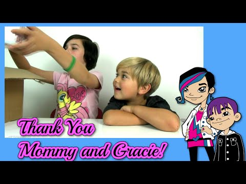 Surprise Package From the MommyandGracieShow – Disney, My Little Pony, LPS and More!