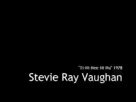 Ti Ni Nee Ni Nu 1978 (Lou Ann Barton) - Stevie Ray Vaughan