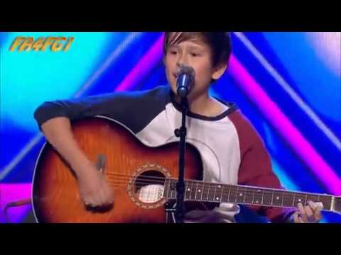 Jai Waetford: Different Worlds & Don't Let Me Go - The X Factor Australia 2013 - Audition Night #1 video