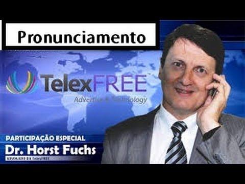 Exclusivo - Novo Pronunciamento Do Advogado Da Telexfree