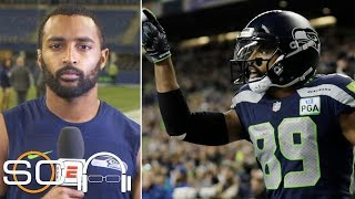 Doug Baldwin, Seahawks fueled with confidence after holding off Aaron Rodgers, Packers | SC with SVP