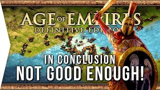 Why Age of Empires: Definitive Edition Failed & What it Means for the Future of AoE