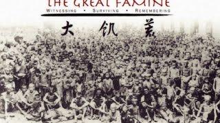চীনের মহাদুর্ভিক্ষের কাহিনী, প্রত্যক্ষদর্শীদের বর্ণনায়