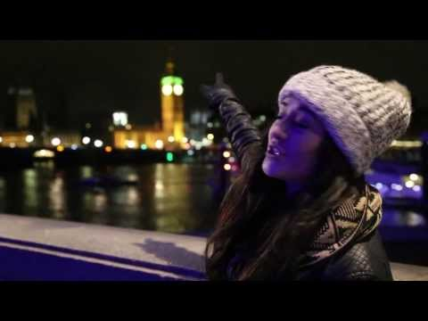 river Thames - Ebony Day - London Teen Hoot video