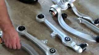 brazos suspension audi alexa4b5